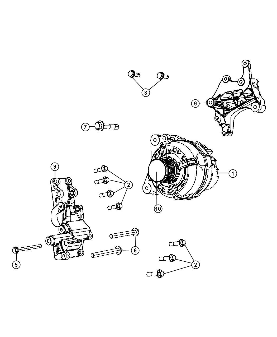 Generator Alternator And Related Parts