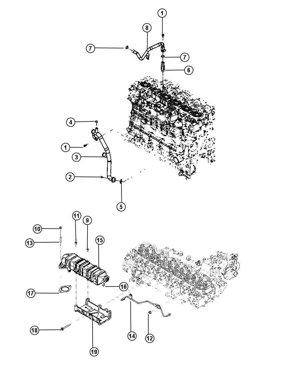 Dodge Ram Egr Cooling System