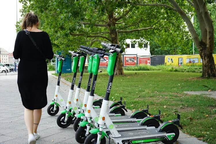 Long Range Electric Scooter