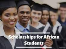 African scholarships & world scholars