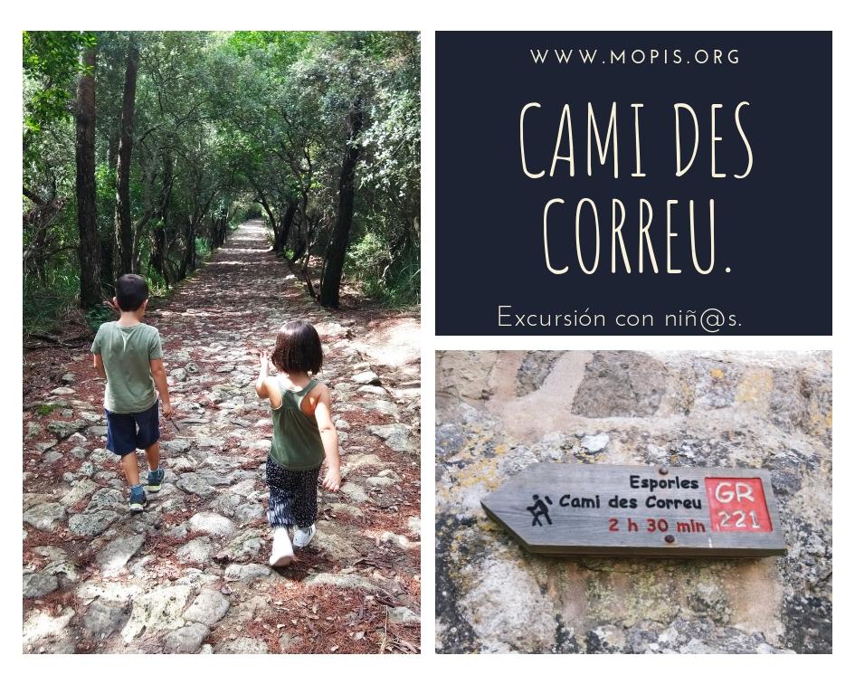 CAMI DES CORREU (De Esporles a Banyalbufar)