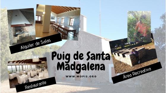 Puig de Santa Magdalena ( 3 en 1)