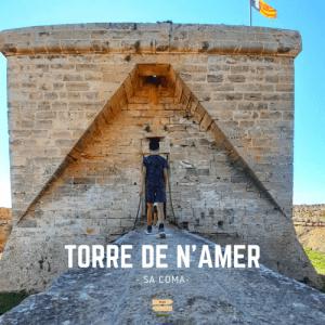 Torre de sa Punta de n'Amer