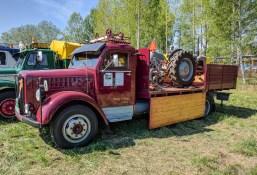 Scania-Vabis med guldkalv