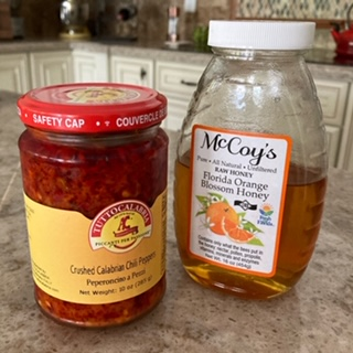 Calabrian Chili & Organic Honey