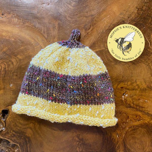 Brimble Bee Baby Hat
