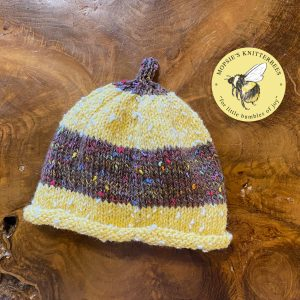 Brimble Bee Baby Hat