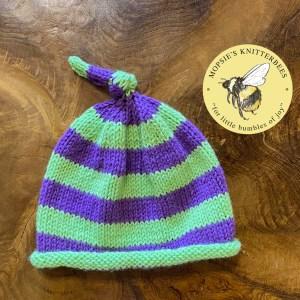 Meadow Mischief Baby Hat