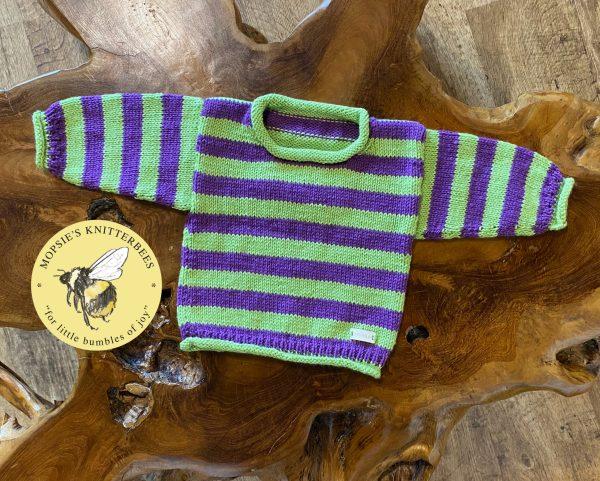 Meadow Mischief baby jumper