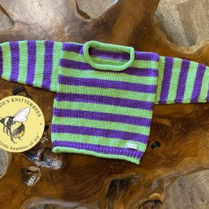 Meadow Mischief baby jumper