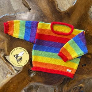 Rainbow Baby Jumpers
