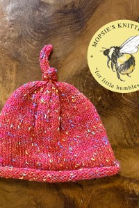 Woodland Spells baby Hat