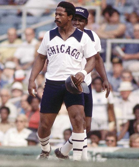 new style 9eef7 cd900 Worst Uniforms : Chicago White Sox Shorts 1976 – Mop-Up Duty