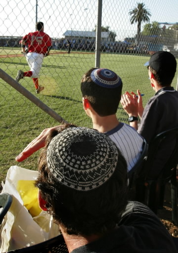 israeli baseball