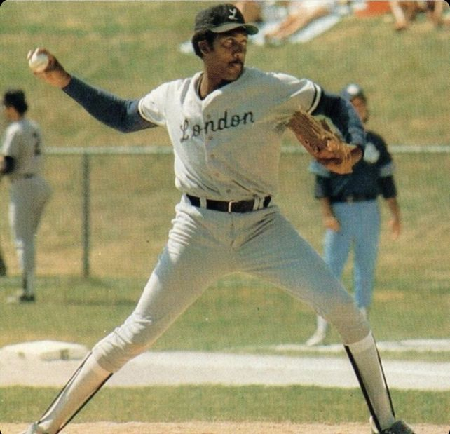 Ferguson Jenkins London Majors