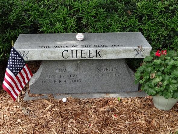 Tom Cheek
