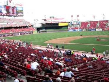 Great American Ballpark Review
