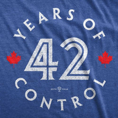 42 years of control