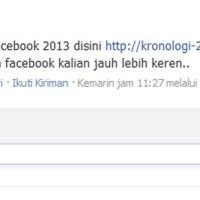 Hapus Virus Facebook 2012