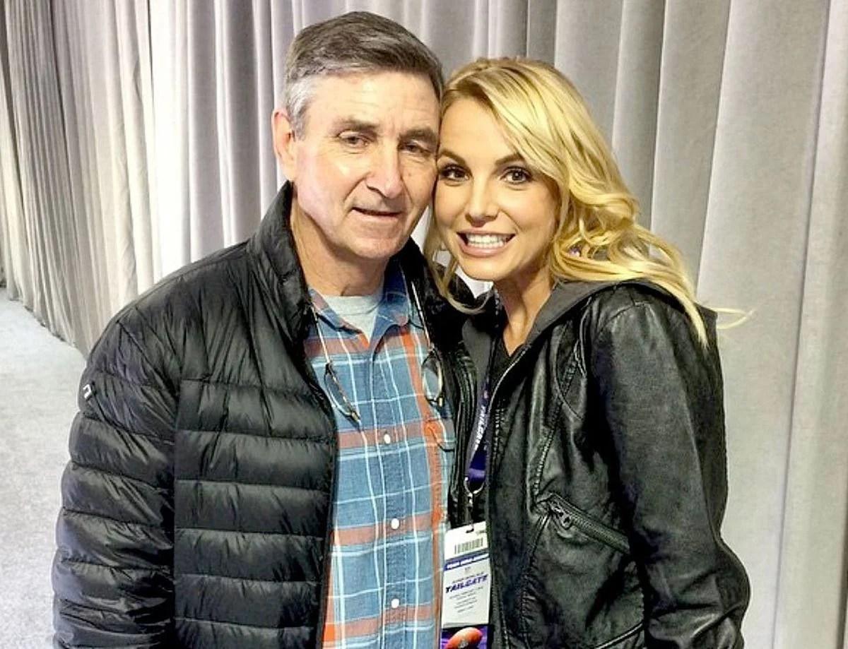 """El padre de Britney Spears ahora dice que lo que más quiere es """"terminar con la tutela"""""""