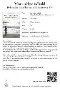 Plakat A4 Mor sidste udkald