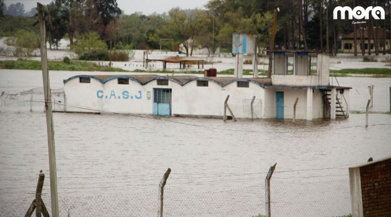 Edil del FA, plantea si están las condiciones para recibir a los inundados