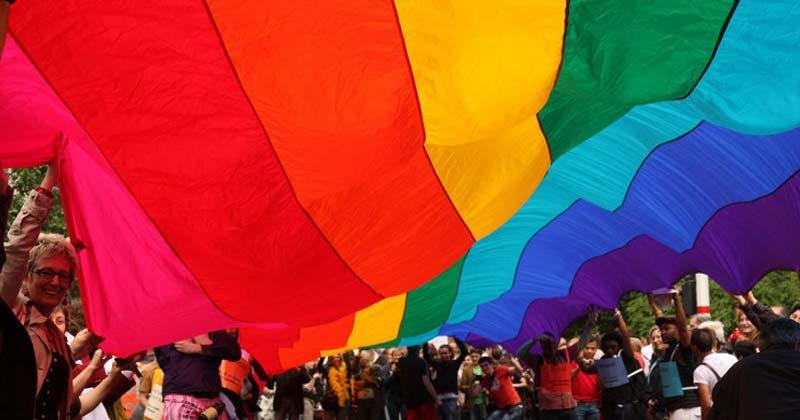 Primera marcha de la diversidad en San José