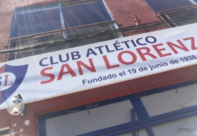 Club San Lorenzo retoma sus actividades
