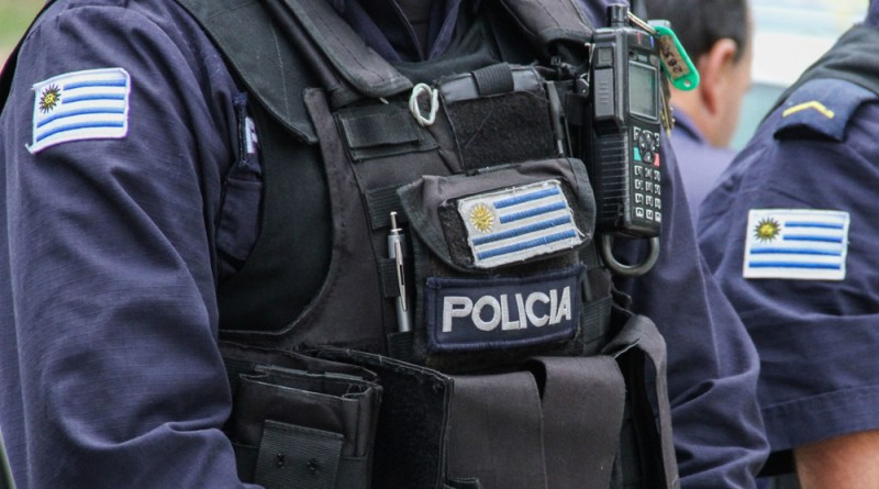 Rapiña en Ciudad del Plata terminó con un herido de bala