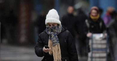 Alertan por ola de frío con mínimas de hasta cuatro grados bajo cero