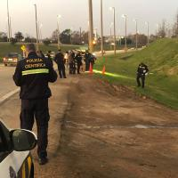 El Policía asesinado esta mañana era de San José