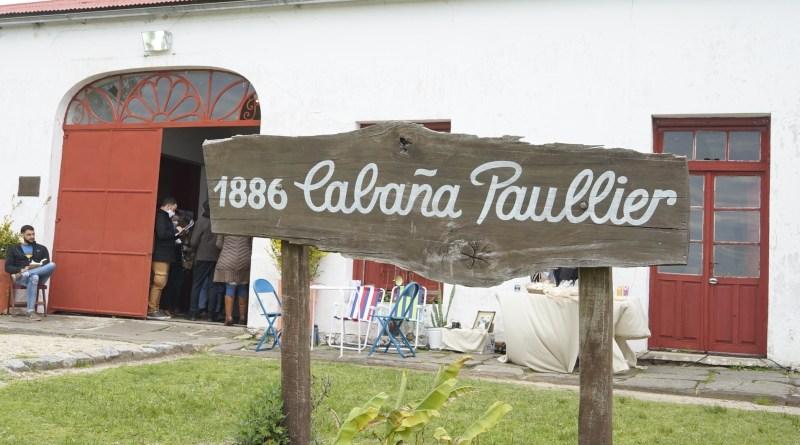 Cabaña Paullier lugar histórico de la 5ª Sección de San José