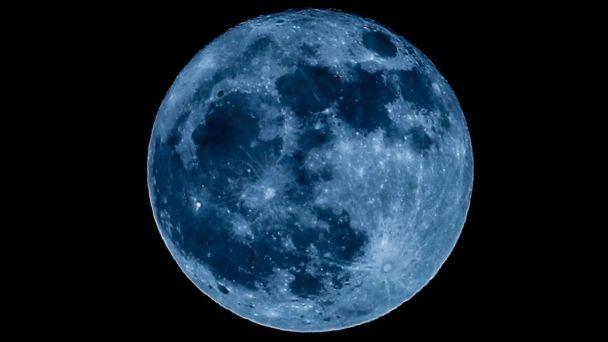 «Luna azul», un raro evento cósmico que podrá verse en el cielo este 31 de octubre