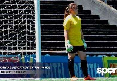 La golera Alexia Tucci fue citada a la Selección Uruguaya