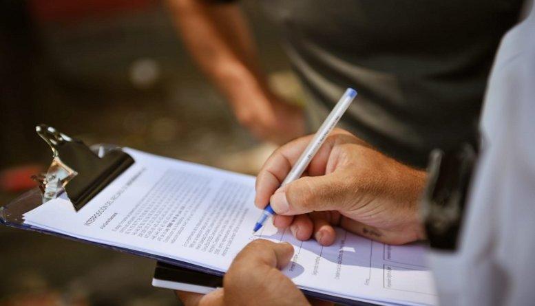 Se juntaron más de 445.000 firmas para llevar a referéndum 135 artículos de la LUC