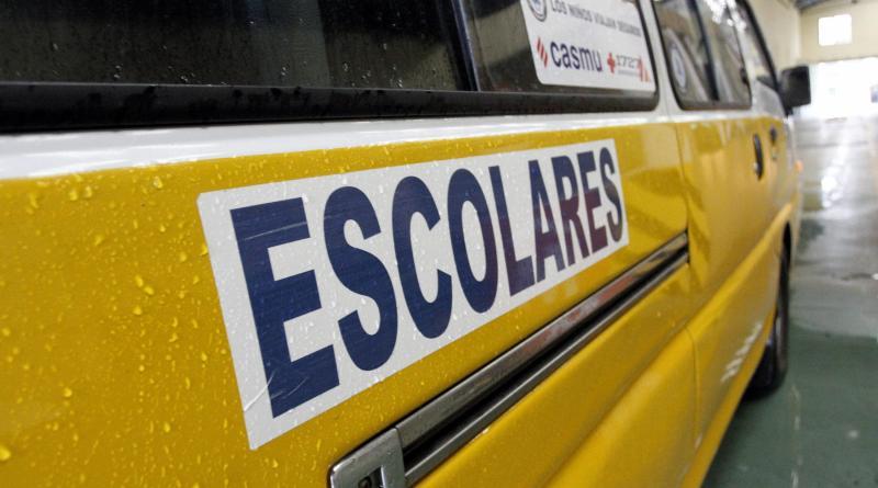 Transportistas escolares están atentos a las medidas de ayuda que anuncien desde el Gobierno