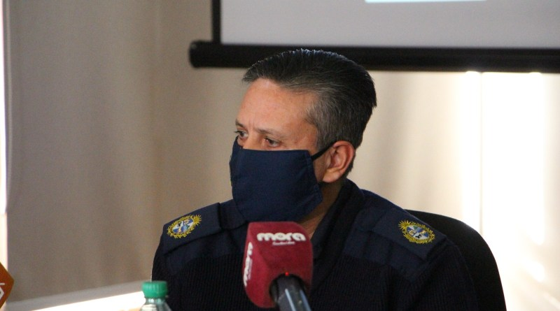 Brigada departamental antidrogas, trabaja para combatir el microtráfico en San José