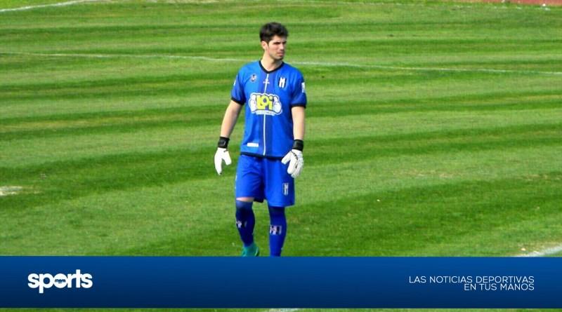 Cristian Almada definitivamente atajará en Treinta y Tres