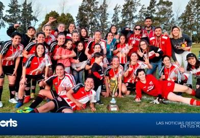 Fútbol Femenino: River se quedó con el título 2020