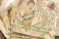 livro da Menina Pequi