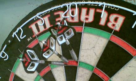 Unluckiest 180 ever!
