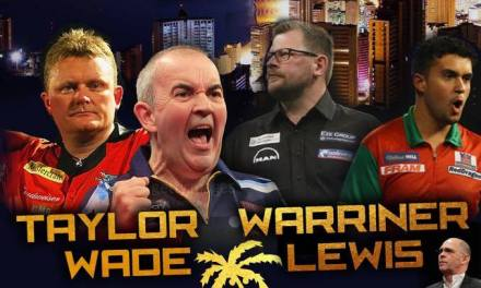 World Darts Stars set to takeover Benidorm in 2017