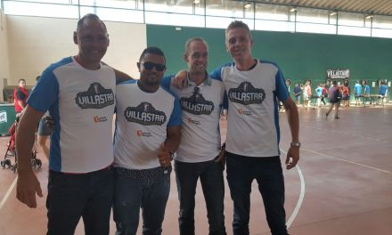 Four Moraira players at Teruel tournement