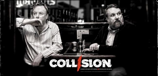 Collision film promo banner