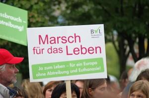 Marsch für das Leben, Berlin 2012