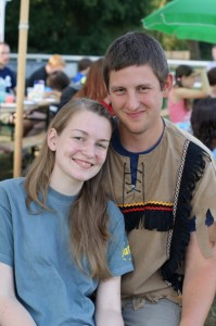 Kati und Micha im Jucamp 2013_klein