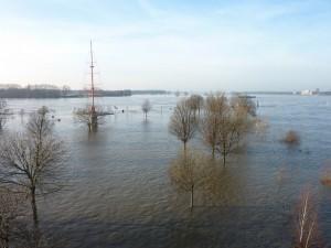 Klimawandel: Drohen dramatische Überschwemmungen?