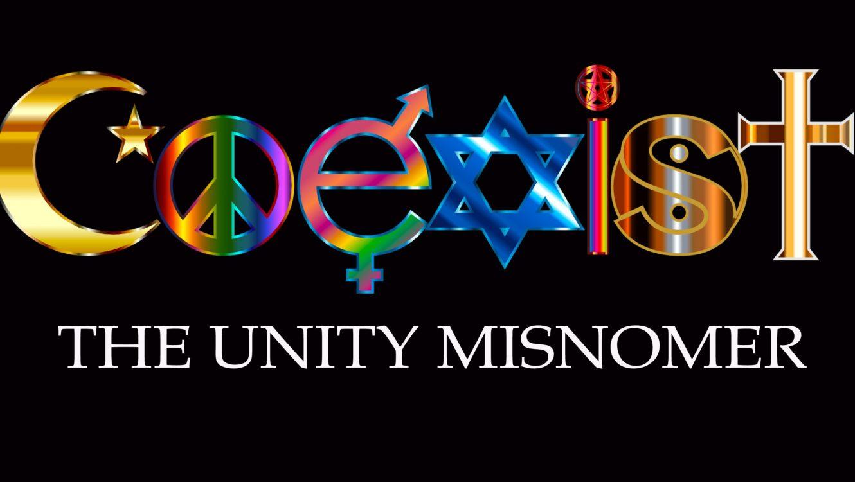 The Unity Misnomer