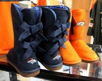 Broncos Boots back