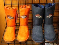 Broncos Boots front